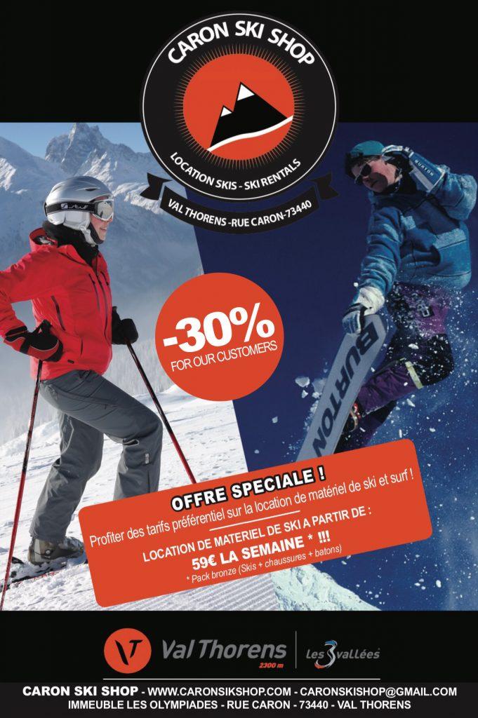 caron ski shop EN